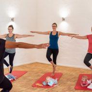 Rückbildungsgymnastik in Karlsruhe