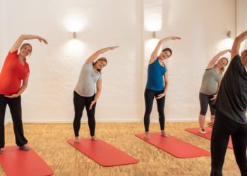 Schwangerschaftsgymnastik in Karlsruhe