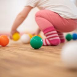 Sport für 1-2 Jährige