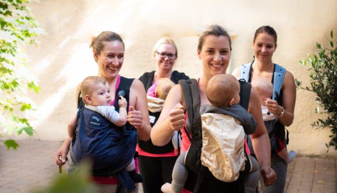Kurse in Karlsruhe mit Baby