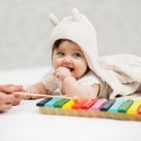 Baby Klang Raum